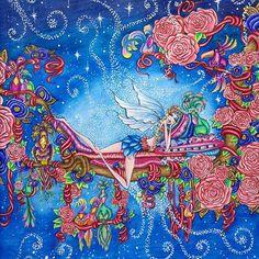 Fairies in dreamland #fairiesindreamlandcoloringbook #fairieslivehere #fairiesindreamland #colortherapy #denysekletteart #denyseklette #coloringbook #arte_e_colorir #artecomoterapia #bayan_boyan #adultcoloringbook #coloring #coloringforadults #раскраскаантистресс #раскраскадлявзрослых #раскраски #watercolorpainting #derwentinktense #prismacolor #coloringmasterpiece #creativelycoloring #coloringsecrets #coloringforfun #colortherapyclub #colorindolivrostop