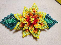 Beading Tutorials, Bead Weaving, Seed Beads, Crochet Earrings, Youtube, Ear Rings, Stud Earrings, Hardware Pulls, Big Flowers