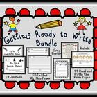 http://www.teacherspayteachers.com/Product/Getting-Ready-To-Write-Morning-Routine-Bundle-1110531 Use these activities to help your students feel like superstar writers.  Getting young learners to write can be very frustrating as they are not co...