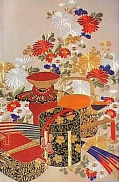 518 Best Japanese Silk Embroidery Images Embroidery Stitches