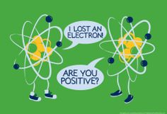 Atoms Lost an Electron Prints by Snorg Tees from AllPosters.com