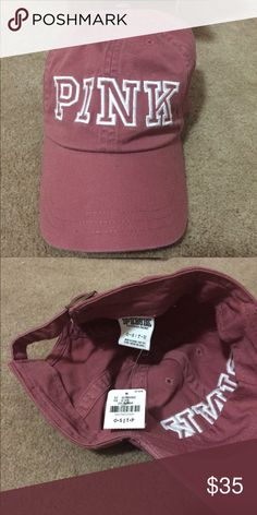 Victoria Secret Pink Begonia Baseball hat Pink Victoria secret baseball hat brand new with tag. Price is firm. Will ship out tomorrow.   Bundle to save on shipping   Brandy Melville john galt forever21 american apparel aa urban outfitters uo victoria secret pink hollister abercrombie kate spade old navy PINK Victoria's Secret Accessories Hats