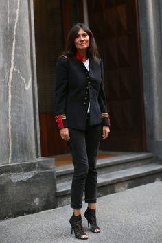 Milán Fashion Week streetstyle stylesnooperdan