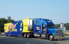 Kelloggs Racing, Hendrick Racing, NASCAR, Freightliner
