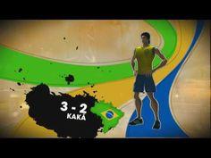 Fifa Street 3   #Xbox 360#   Brasil, comigo no time a gente é campeão Mu...