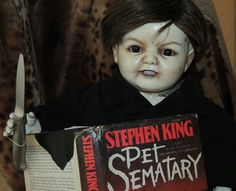 Pet Sematary Gage Creed lifesized doll >>> http://www.ebay.com/itm/Pet-Sematary-Gage-Creed-lifesized-doll-Halloween-zombie-baby-Stephen-King-/221293572430?pt=LH_DefaultDomain_0&hash=item33861ff14e