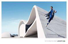 Lacoste Fall/Winter 2015 Campaign Preview