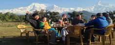 Annapurna Trek with Pasang Sherpa.