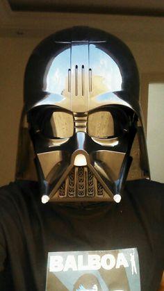 I'm Darth Vader !