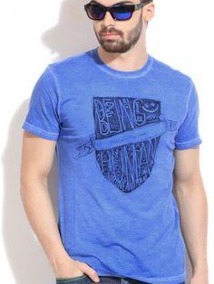 blue Summer, Mens Tops, T Shirt, Blue, Fashion, Supreme T Shirt, Moda, Summer Time, Tee Shirt