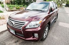 """Awesome Lexus: 2014 Lexus LX 570 -- Review -- When the LX 570 showed up at my door my wife had but one thing to say, """"this thing is ridiculous."""" Indeed.  Body-on-frame beasts like the 2014 Lexus L......  Rides"""