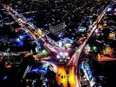 Banda aceh at night Banda Aceh, Tours, Lights, Concert, Concerts, Lighting, Rope Lighting, Candles, Lanterns