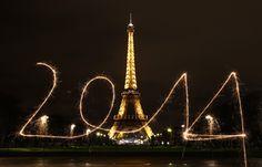 Paris New Year 2014