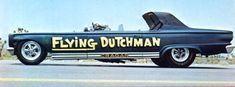Flying Dutchman Funny Car
