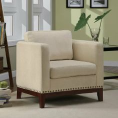 I like the style if it was in a diff. color Coaster 900172 Barrel Seat AccChair, Beige by Coaster Home Furnishings, ifhttp://www.amazon.com/dp/B005HSGOBY/ref=cm_sw_r_pi_dp_PRzzrb05FY298