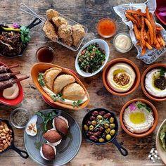 Nothing beats #Lebanese mezza at all time, Bon appetit  By Elie Jurasco  #Lebanon #WeAreLebanon