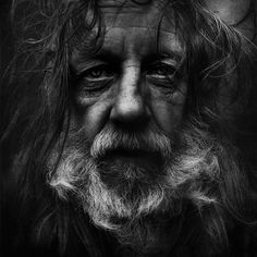 Art-Spire, Source d'inspiration artistique / Stunning portraits of homeless people by Lee Jeffries