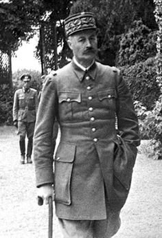 17 Apr 42: French prisoner of war General Henri Giraud escapes from the Königstein Fortress prison and joins the Free French Forces. In World War I he had also been captured and taken POW and successfully escaped then. After planning his escape carefully over 2 years, he lowered himself down the cliff of the mountain fortress and, through various ruses, reached the Swiss border and eventually slipped into Vichy France.