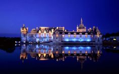 France isn't my favorite place, but miles outside of Paris is Chantilly; a charming town. The Château de Chantilly was a nice time. World Famous Places, Places Around The World, Around The Worlds, France Map, Ville France, Paris France, France Travel, France City, Normandy France
