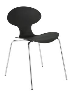 Colton Chair BLACK/CHROME #Apt2BLabor