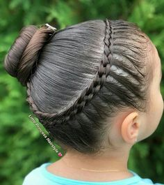 teenage hairstyles short For Women Teenage Hairstyles, Cute Hairstyles, Braided Hairstyles, Girls Hairdos, Princess Hairstyles, Toddler Hair, Cool Haircuts, Hair Designs, Hair Growth