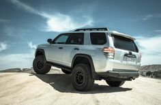 2013 Toyota 4 Runner « Icon Vehicle Dynamics -