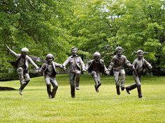 Sculpture by Glenna Goodacre