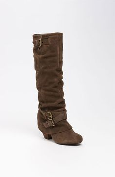 Naughty Monkey 'Risk It' Boot available at #Nordstrom have them in blac want in brown!!! Love them!