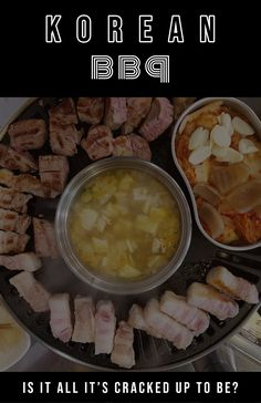 Korean BBQ is a buzz word in today's cousin. But is it any good. Is it the sort of meal you would go back for again and again, or is it overrated?  Seoul | Busan | Food | BBQ | Beef | Chicken | Pork | Kimchee | things to eat in Korea | Korean food |
