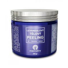 Levandulový tělový peeling Renovality - Krásná Každý Den Coffee Cans, The Originals
