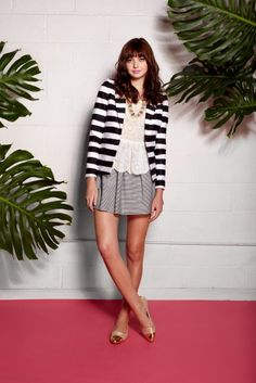 Tricks To Wear Strips Trendiest Way  http://fashionsushi.com/2013/11/20/stripes-are-fun-flattering-but-how-to-wear-them/