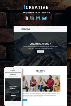 Template Item No : # 87259 Email Templates, Newsletter Templates, Logo Templates, Mail Chimp Templates, Campaign Monitor, Responsive Email, Web Studio, Web Design Software, Email Client