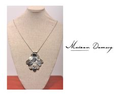 Collar/Necklace DIJE RENATA #shine #style #fashion #collection #leather #maisondomecq #woman