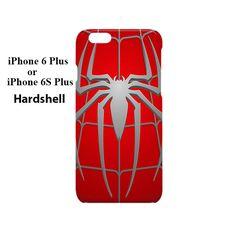Amazing Spiderman Logo iPhone 6/6s Plus Case Hardshell - Visit to grab an amazing super hero shirt now on sale!