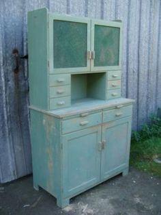 Keittiökaappi, 40-luku Decor, Vintage, Retro, Retro Home, Cabinet, Home Decor, China Cabinet, Furniture