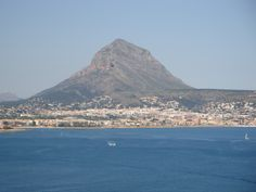 Javea, Spain, little Molly's first holiday abroad :)