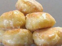 best simply recipes: Homemade Krispy Kremes Donut Holes