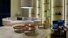 Meet the Mesmerising Furniture Collection by Fendi Casa at iSaloni 2017   www.bocadolobo.com #salonedelmobile #design #milan #isaloni #MDW2017 #salone2017 #designweek #milandesignweek #milano #fuorisalini
