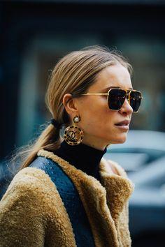 Fashion Tips What To Wear Street style : nos looks prfrs de la Fashion Week de Paris automne-hiver - Page 4 London Fashion Weeks, Fashion Week Paris, Fashion 2020, New York Fashion, Look Fashion, Autumn Fashion, Fashion Trends, Spring Fashion Street Style, Milan Fashion Week Street Style