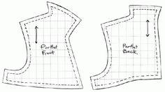 Free patterns Bolero - Bolero sew their own hands