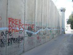 Muro Palestina - Israele