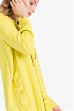 ¿Te gusta este  vestido Cady con  lazada de  TwinSet  Disponible 5885b3a851184