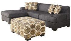 """Sarina 93"""" Left-Facing Sectional Sofa"""