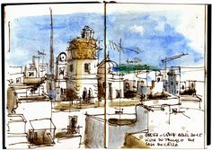 desenhador do quotidiano: Cadiz-Cadiz