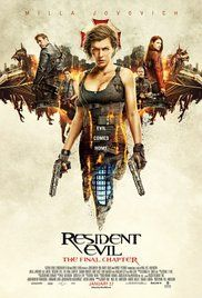 Resident Evil: The Final Chapter Movie Review http://wp.me/p70ZLR-Ls #movies