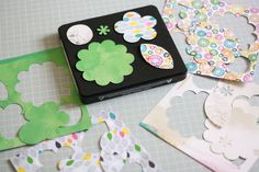 Sizzix.co.uk - Blogs Here is the list of supplies you will need: Sizzix Big Shot Plus Starter Kit #660515 Sizzix Bigz Die -Flower Layers & Leaf #2 #660403 6x6 inch Pattern Paper and some glue