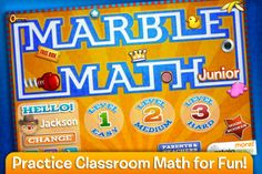 Fantastic app for reinforcing core math concepts with fine motor and visual tracking benefits thrown in.