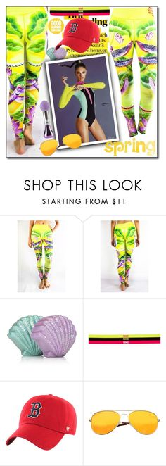 """SENI Selina Print - Dragonfly Design"" by sabinn ❤ liked on Polyvore featuring NIKE, SW Global and polyvoreset"