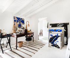 Dream summer studio. Malene Birger.
