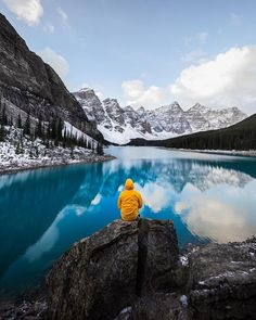 By Alexis Pifou.. #beautifuldestinations #canada #photography #amazing #blue #vacation #travel #man